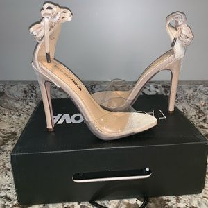 Nude Fashion Nova heels